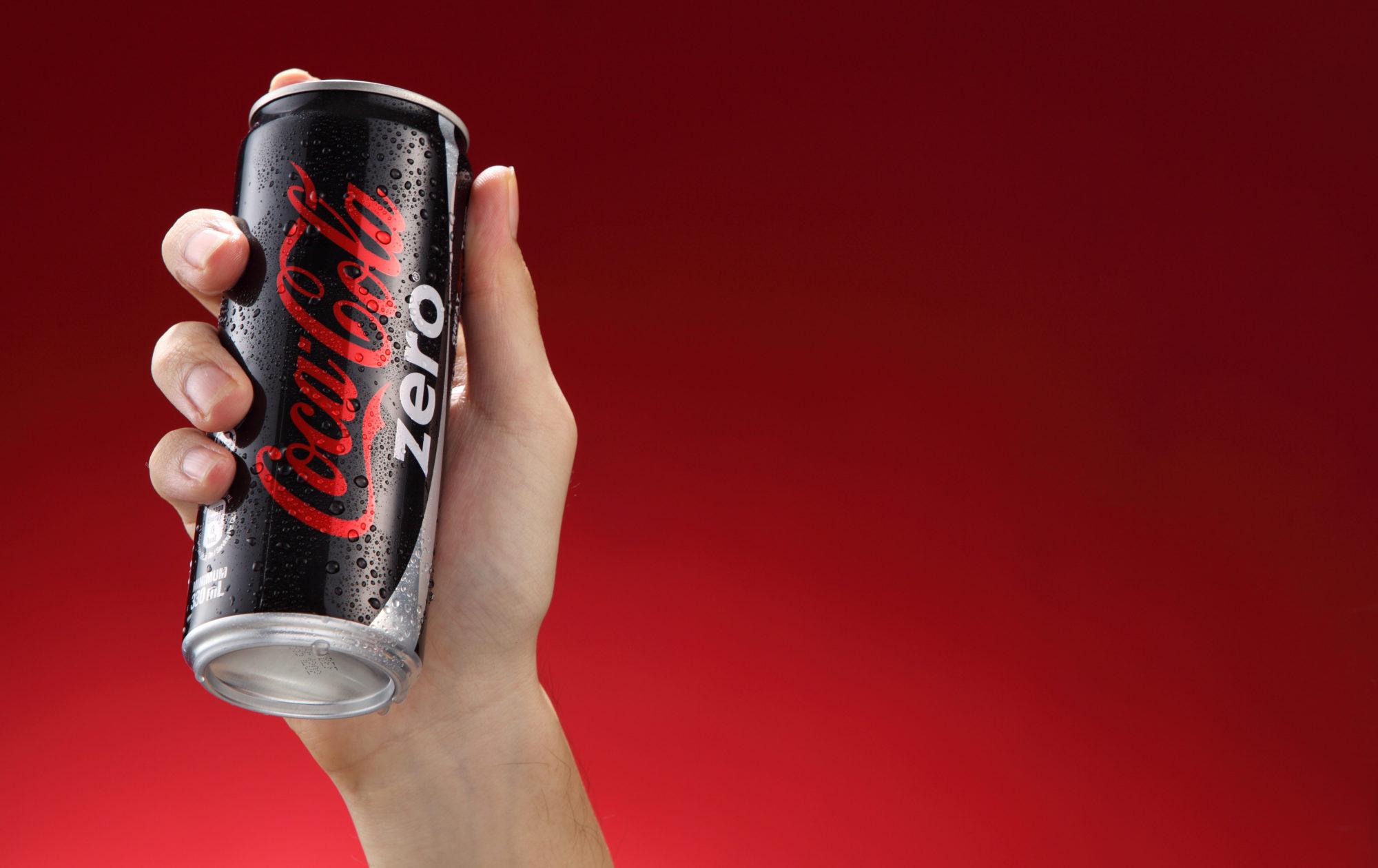 Adios a Coca Zero