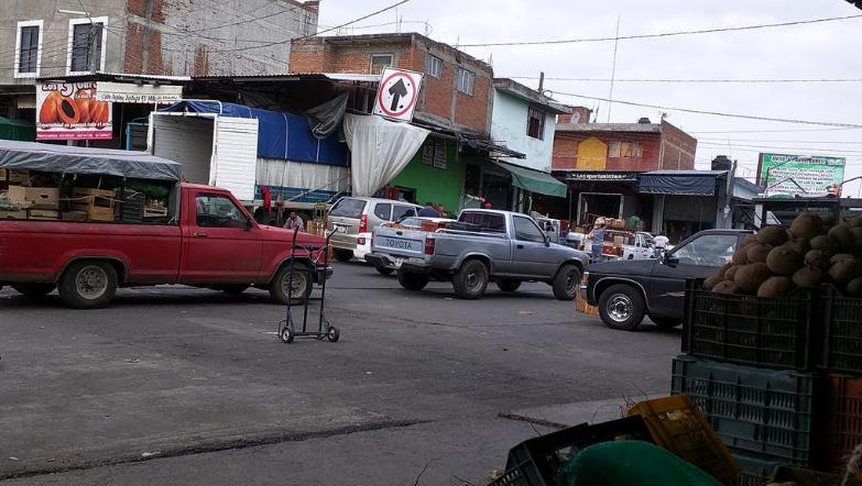 Central de Abasto Morelia Michoacán