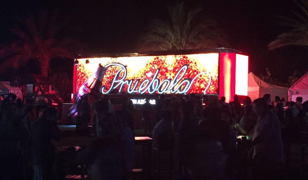 Activación de Coca-Cola