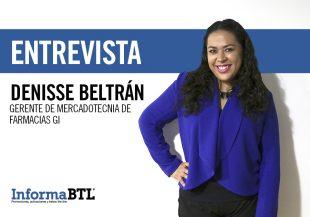 Entrevista Denisse Beltrán, Farmacias GI