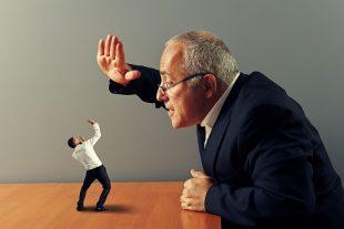 5 tipos de jefes que no deberian existir