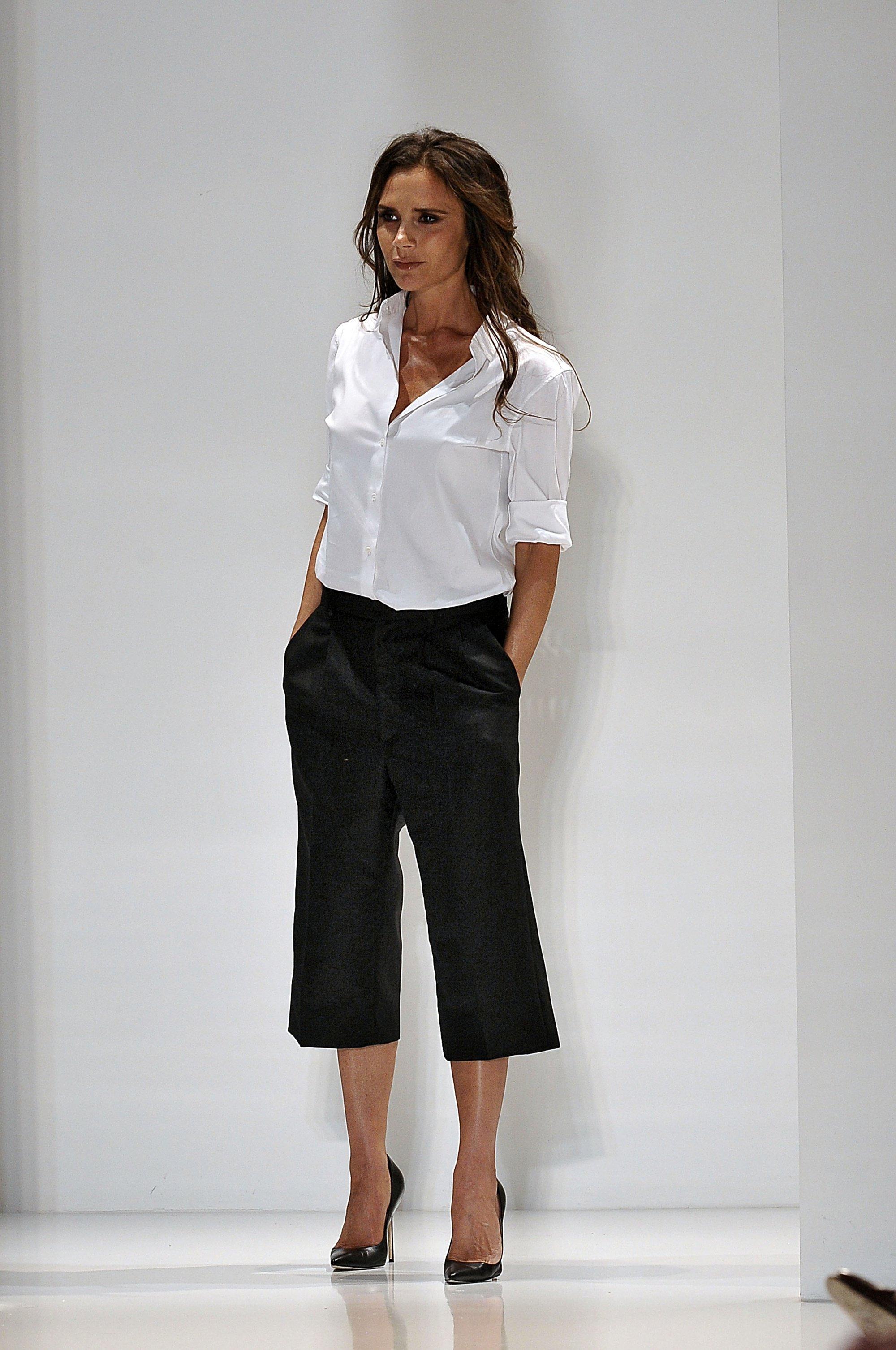Victoria Beckham - Presentation - Mercedes-Benz Fashion Week Spring Summer 2014
