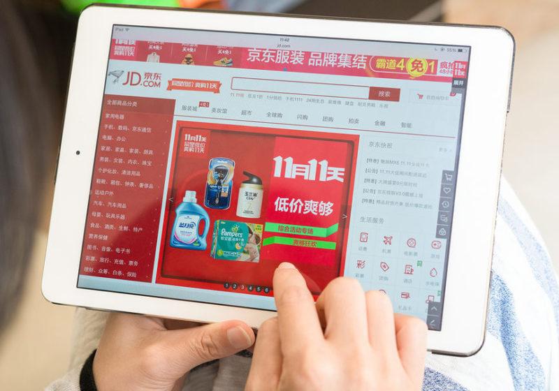 China es el líder de m-commerce en el mundo