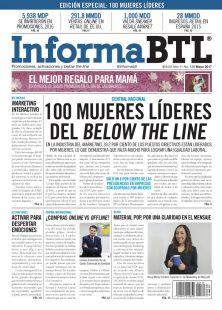 Portada mayo 2017 InformaBTL