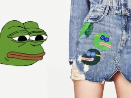 Zara y Pepe The Frog