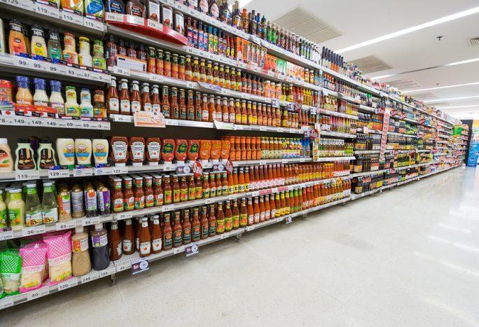 retail exhibicion de producto