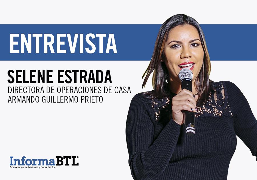 Selene Estrada, directora de operaciones de Casa Armando Guillermo Prieto
