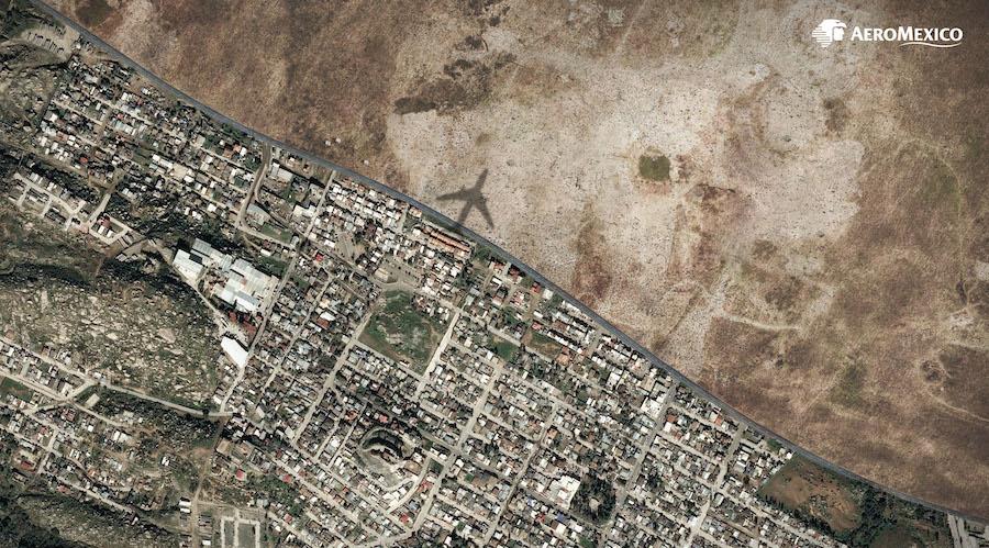 Aeroméxico - Borders - Ciudad-Juárez