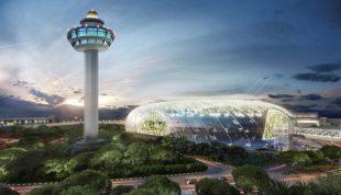 Jewel, Aeropuerto Changi, Singapur