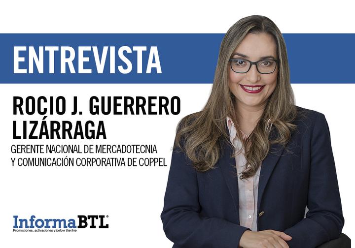 Entrevista Rocío Guerrero Coppel