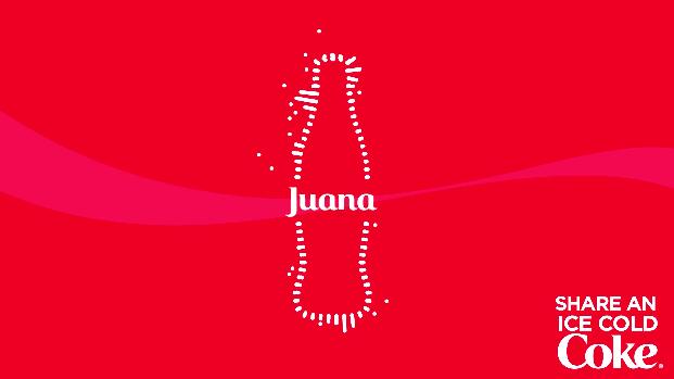 Nueva campaña digital de Coca-Cola