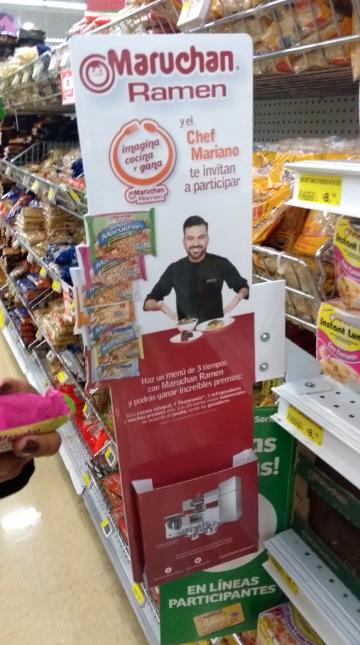 maruchan promocion