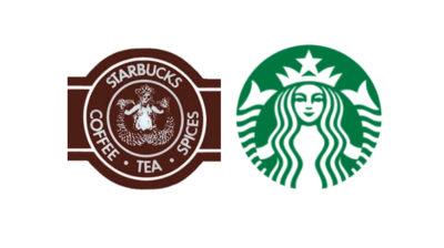 Rebranding logo de Starbuks