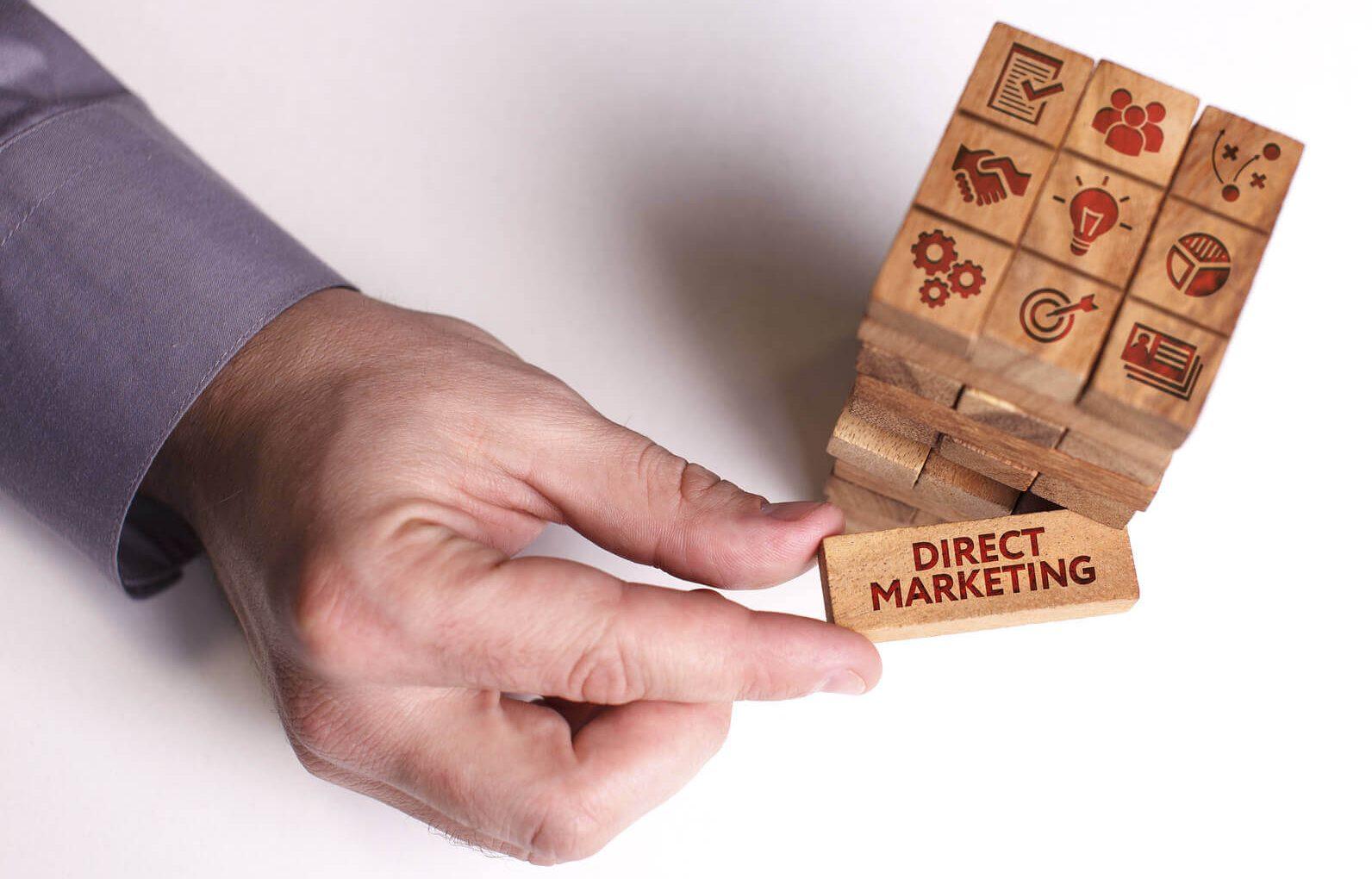 marketing direct base datos-btl