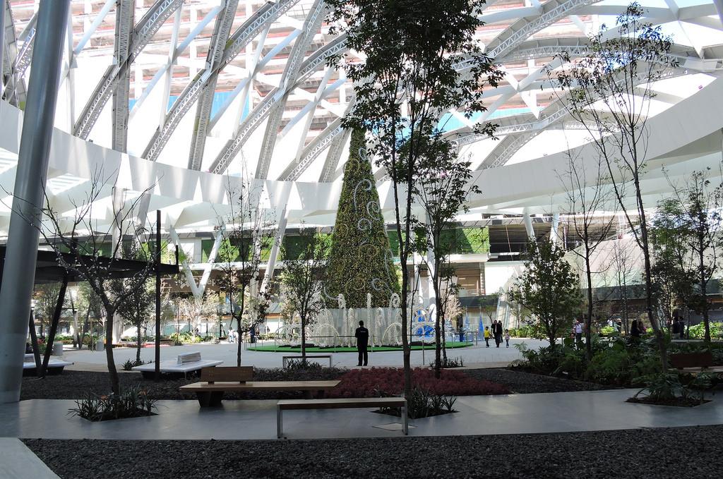Toreo Parque Central