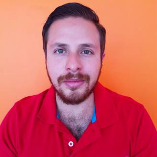Omar Garza, gerente comercial de ALCHILE Marketing