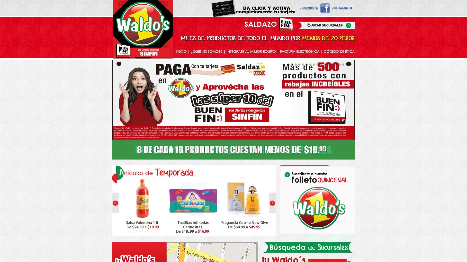Promociones de Waldos