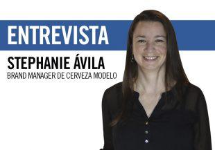 Stephanie Avila, brand manager de Cerveza Modelo