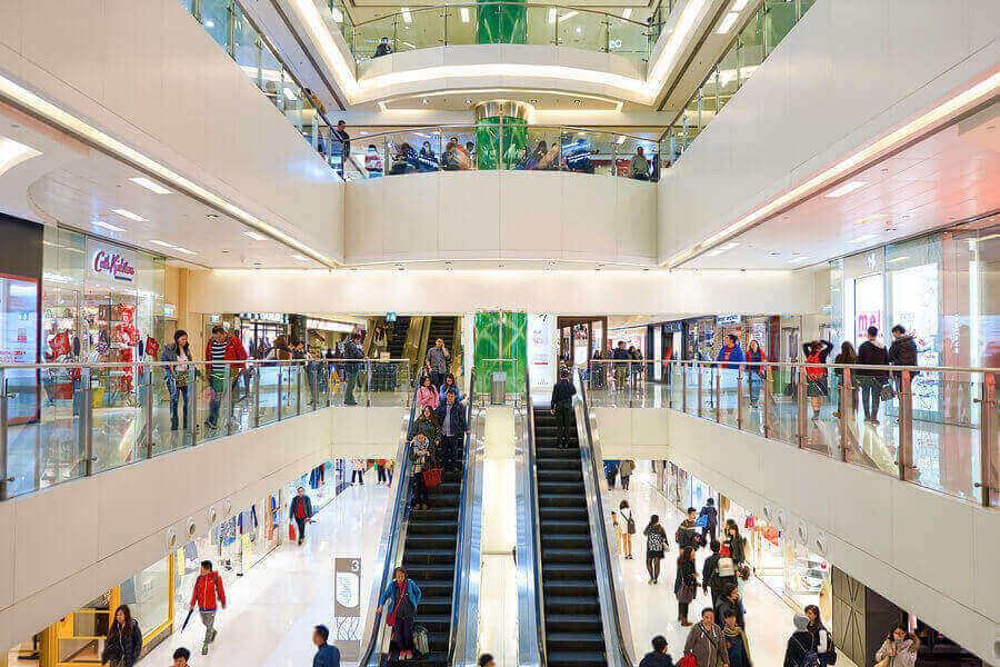 Sabes c mo se clasifican los centros comerciales - Centre comercial la illa ...