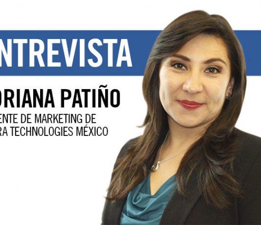 Adriana Patiño, gerente de marketing de Zebra Technologies México