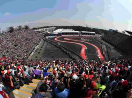 F1 GRAN PREMIO DE MEXICO