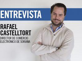 Rafael Castelltort, director de Comercio Electrónico de Soriana