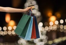 Navidad shopper