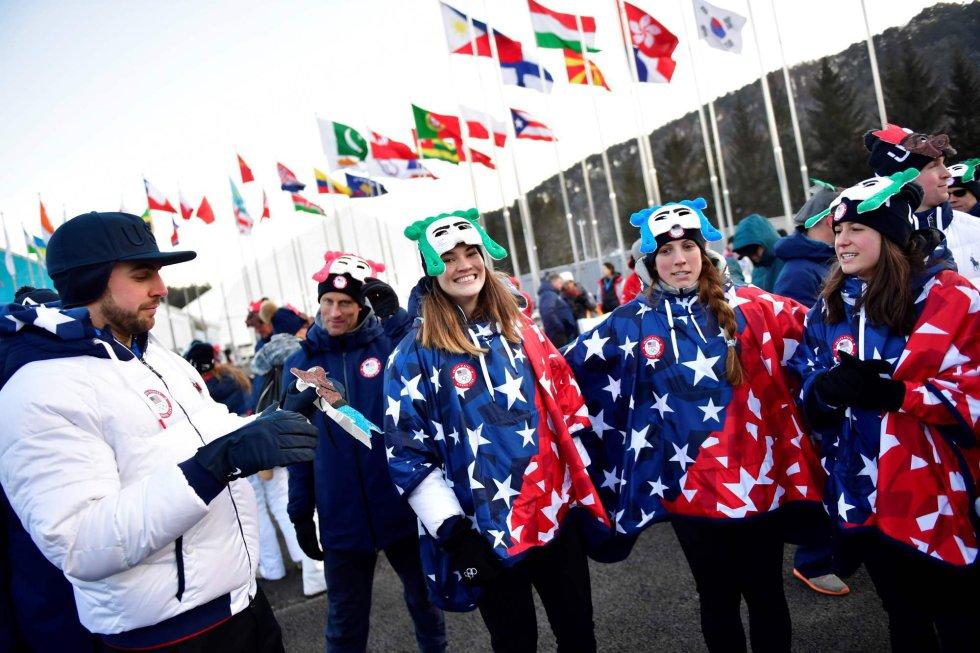 Juegos Olímpicos de Invierno de Pyeongchang