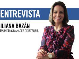 Iliana Bazán, marketing manager de intelisis