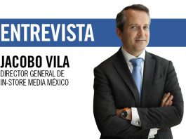 Jacobo Vila, director general de In-Store Media México