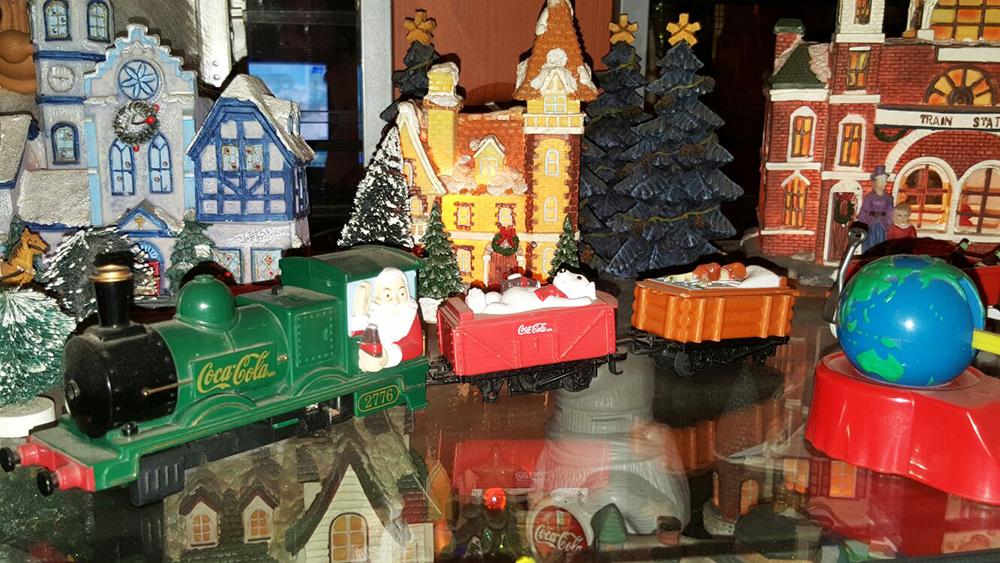 Tren Coca-Cola