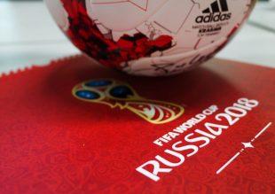 Adidas Mundial de Futbol Rusia 2018