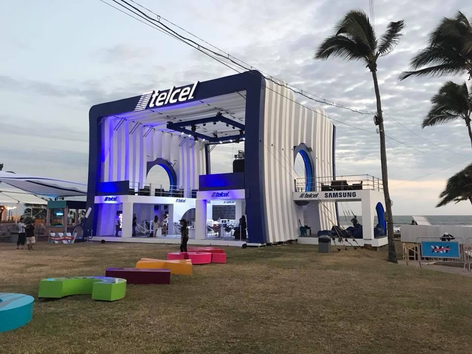 Stand Telcel