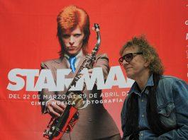 Mick Rock en STARMAN