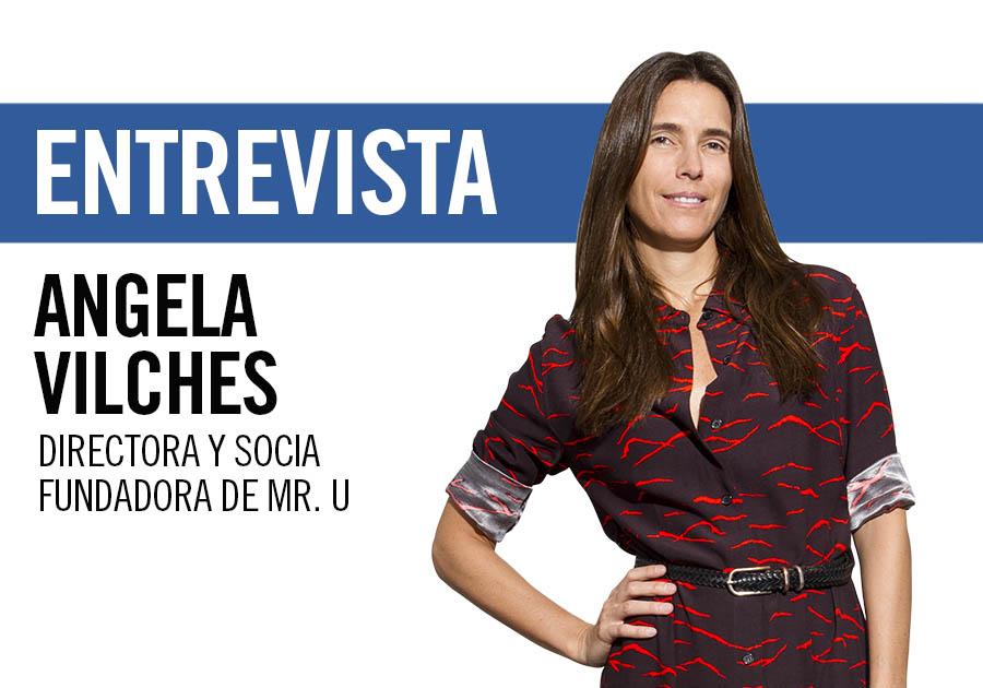 Ángela Vilches Mr. U