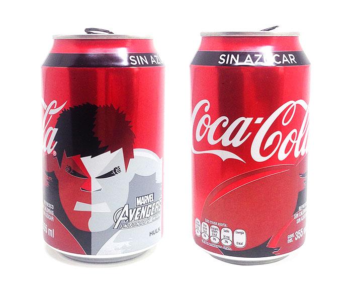 Coca-Cola y Avengers: Infinity War