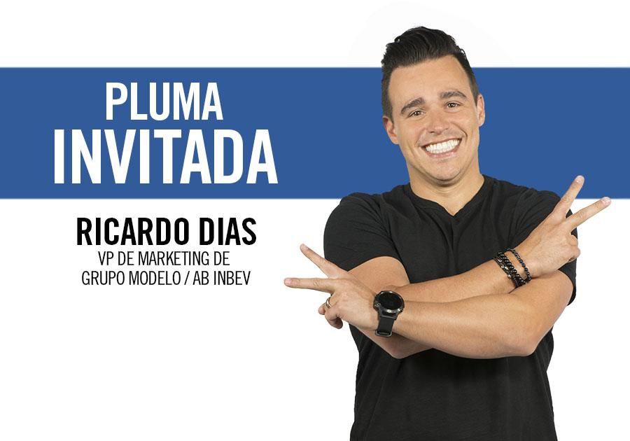 Ricardo Dias, VP de marketing en Grupo Modelo AB InBev