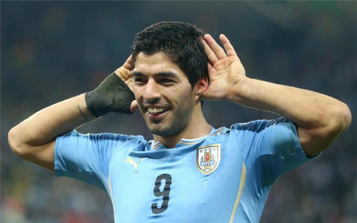 Uruguay - Luis Suárez