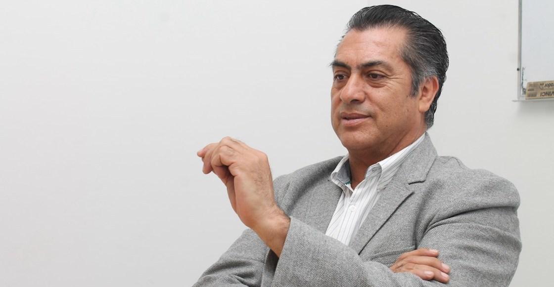 """Jaime Rodríguez Calderón """"El Bronco"""""""
