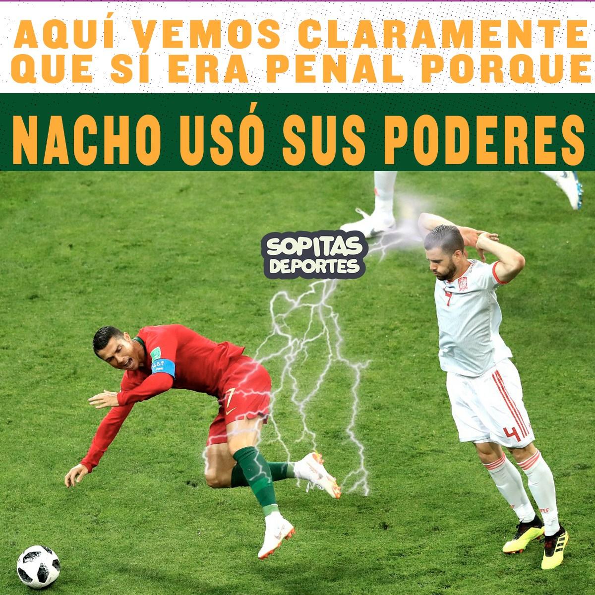 Memes España Vs Portugal