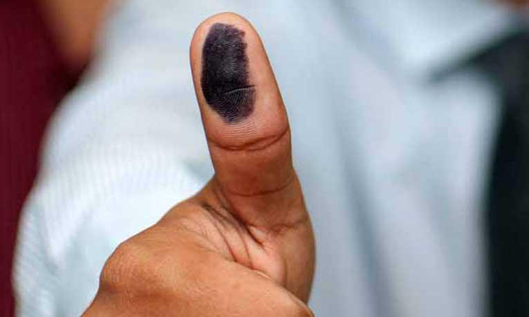Elecciones, votaciones