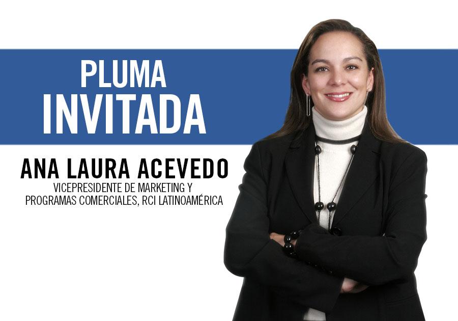 Ana Laura Acevedo, Vicepresidente de Marketing y Programas Comerciales, RCI Latinoamérica.