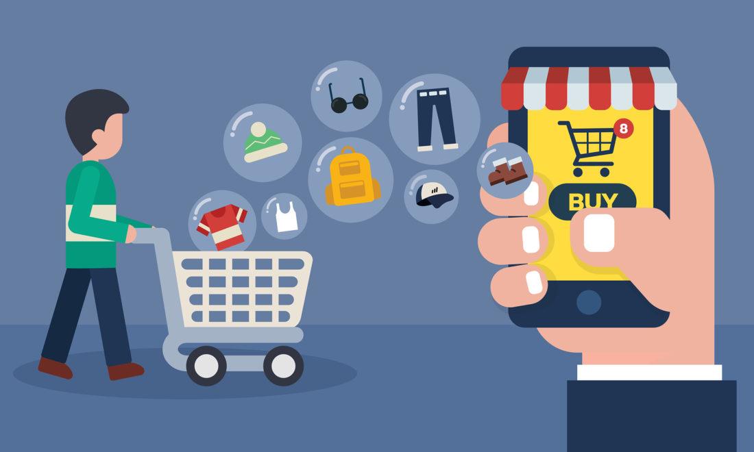 C mo atraer al shopper hacia tu tienda online y dar una for Compra online mobili