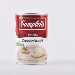 Crema Campbell's