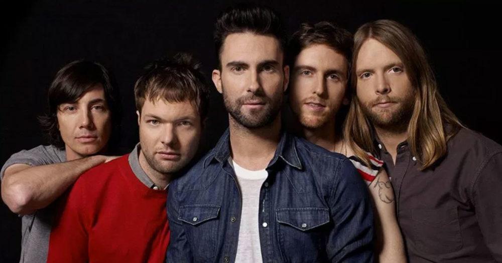 Maroon 5 en el Super Bowl