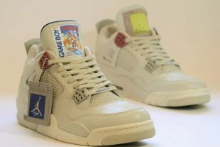 Air Jordan de Game Boy