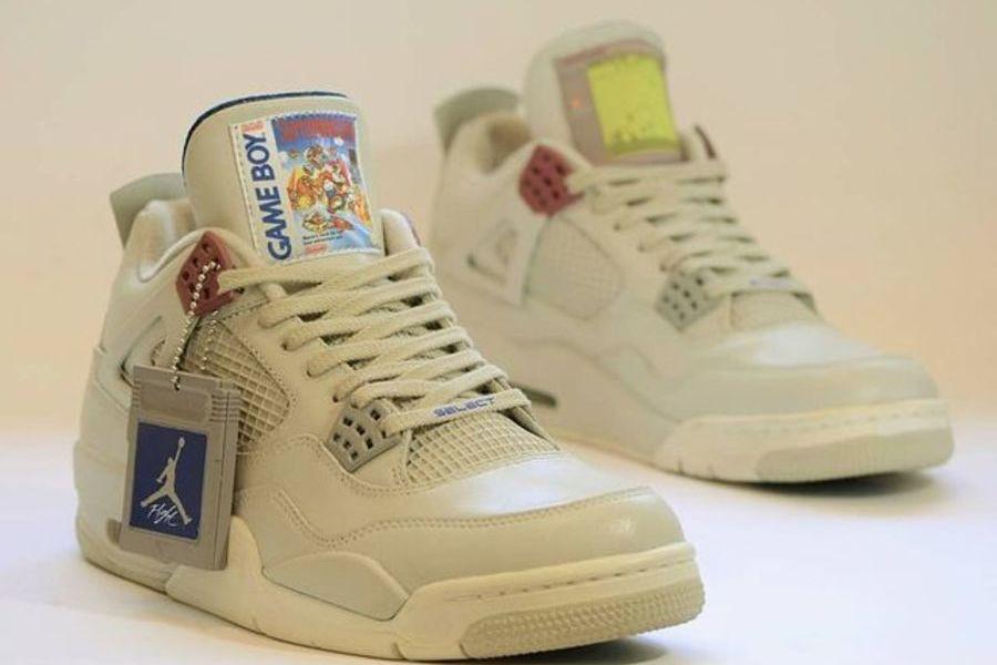 Air Jordan de Game Boy