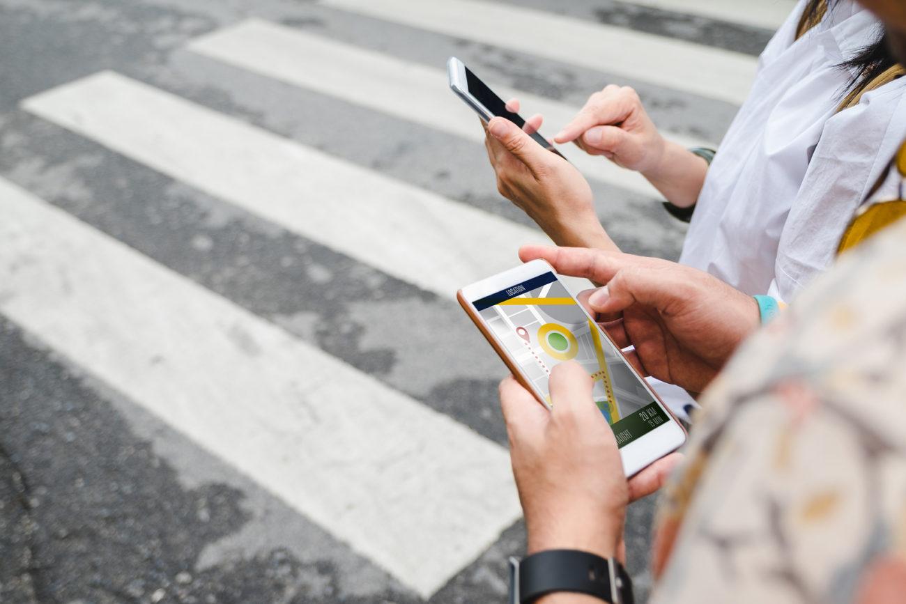 Datos móviles en la Ciudad de México