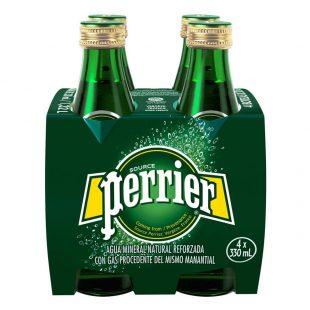 Agua embotellada Perrier