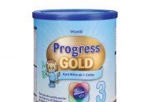 Progress Gold